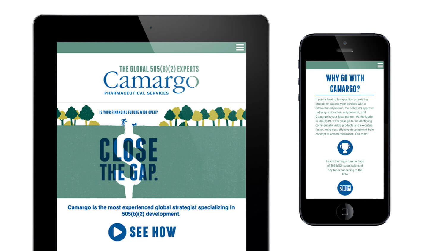 camargo website