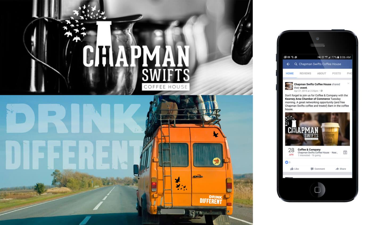 Chapman Swifts social media