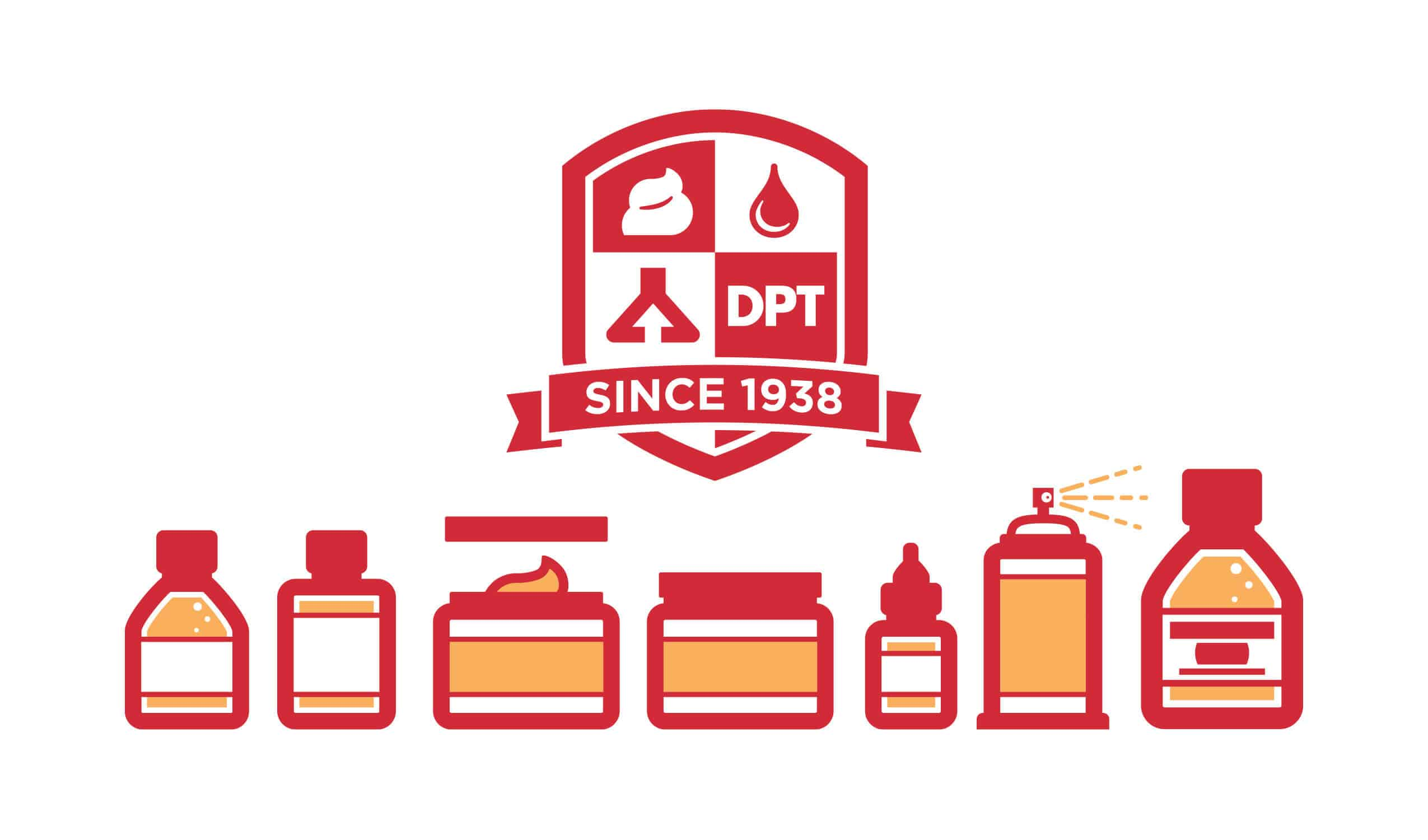 DPT Animation graphic