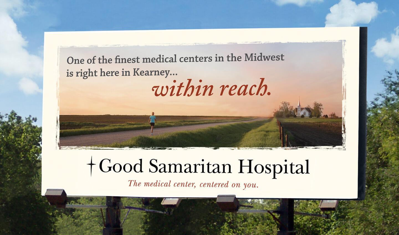Good Samaritan Billboard