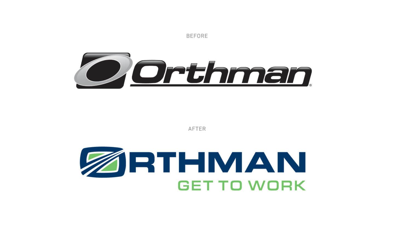 Orthman logo