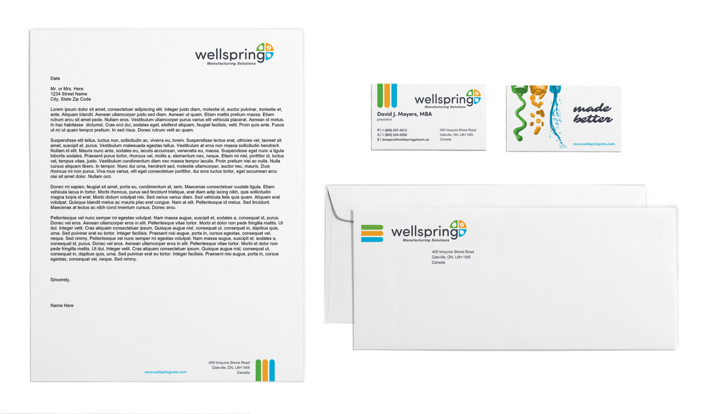 Wellspring Business System