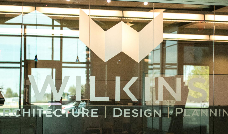 Wilkins internal sign