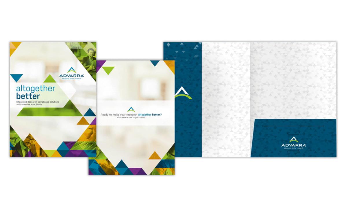 Advarra Sales Folder