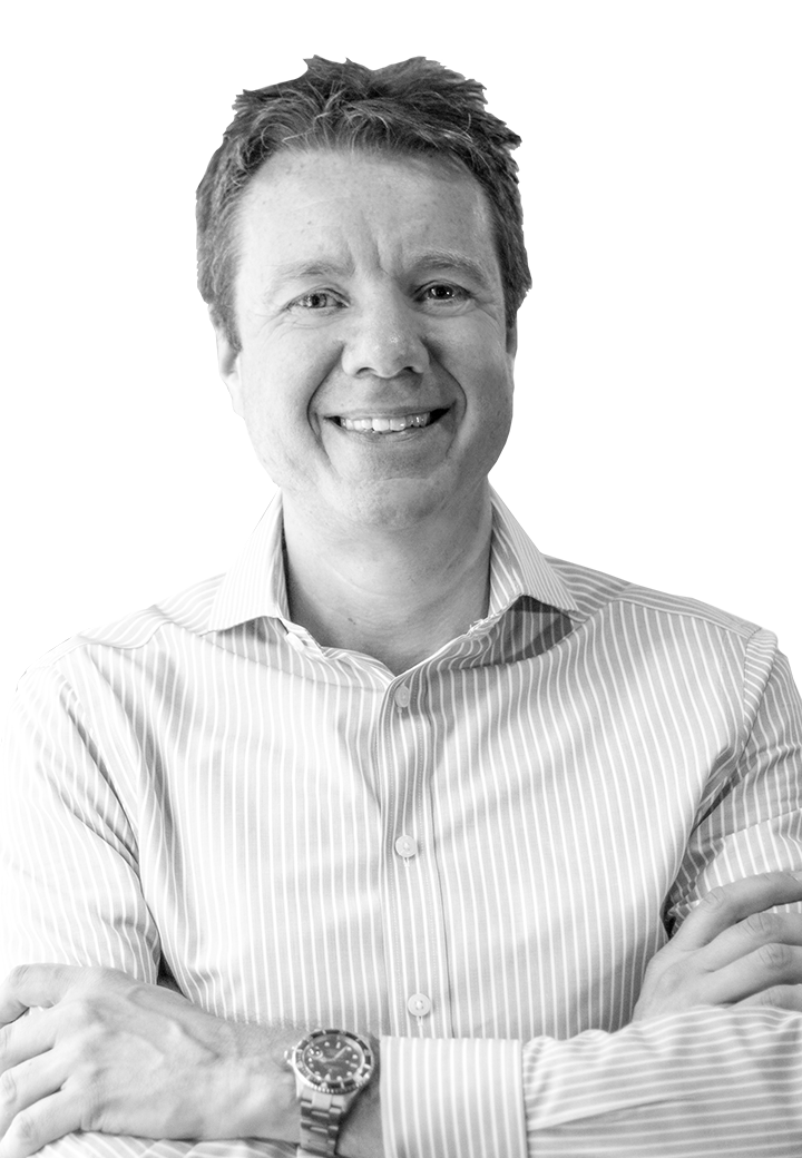 Nigel Brown, MBA, DPhil