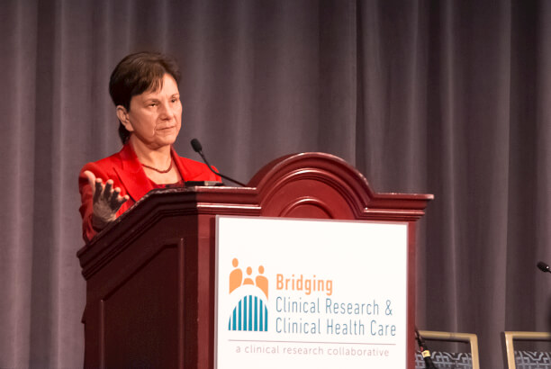 Janet Woodcock, M.D., Director of the Center for Drug Evaluation and Research, FDA